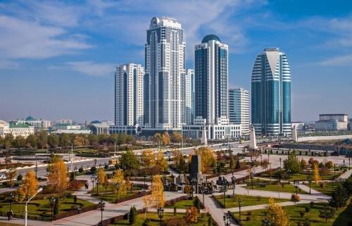 Отель Грозный Сити - фото 23