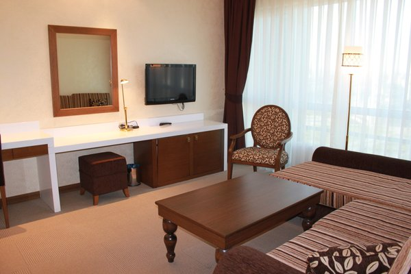 Отель Грозный Сити - фото 5