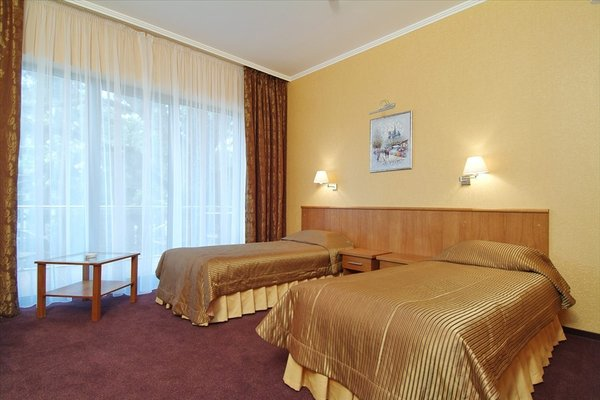 Приморье SPA Hotel & Wellness - фото 2