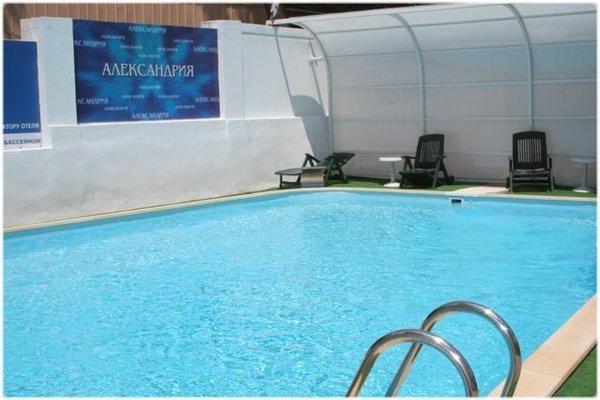 Отель Александрия - фото 16