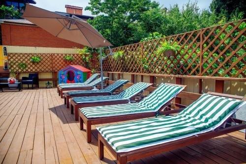 Богема Премиум Отель - фото 18