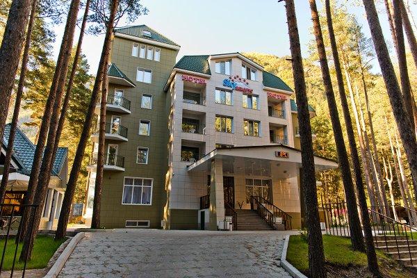 Отель Sky Эльбрус - фото 22