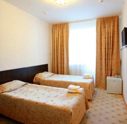 Отель Снежный Барс Домбай - фото 3