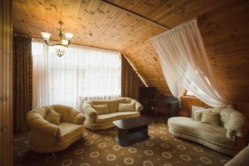 Отель Снежный Барс Домбай - фото 5