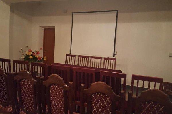 Отель Снежный Барс Домбай - фото 7
