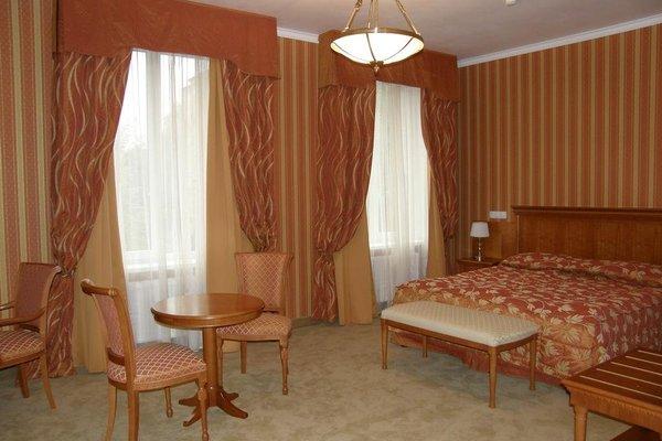 Отель Кочар - фото 1