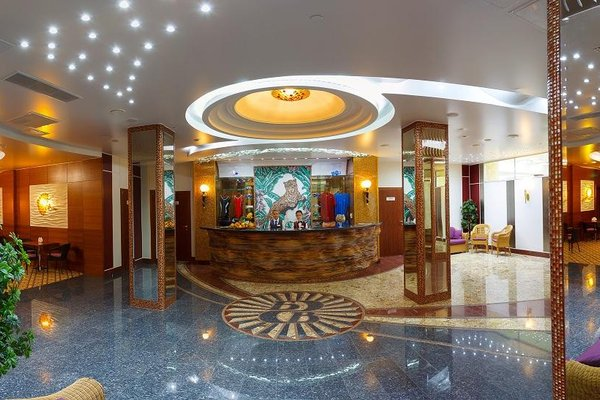 Grand Hotel Vidgof - фото 13