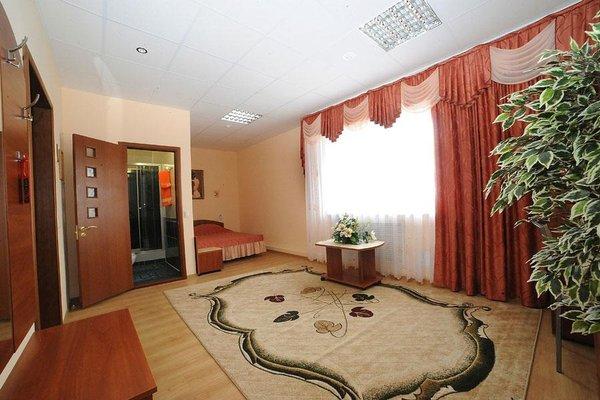 Гостиница Вираж - фото 19