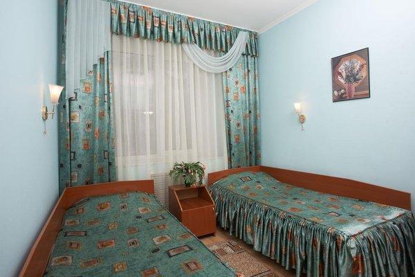 Гостиница Вираж - фото 2
