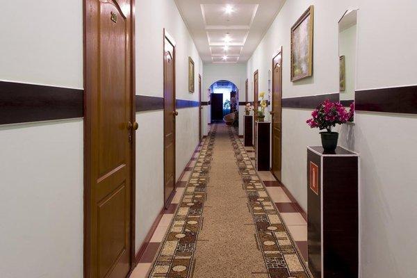 Гостиница Вираж - фото 20
