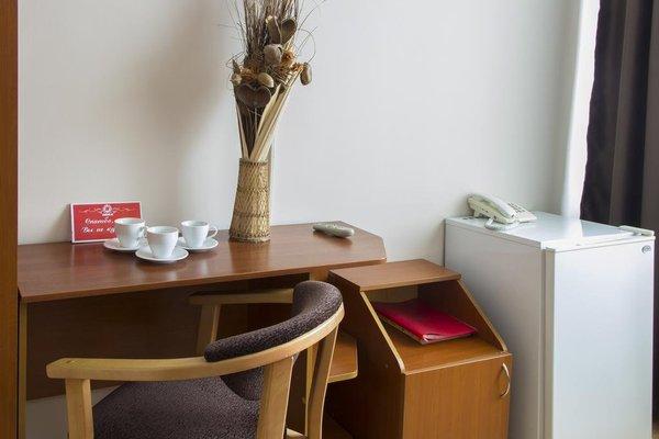 Гостиница Вираж - фото 6