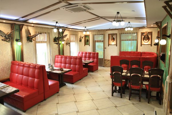Гостиница Вираж - фото 9