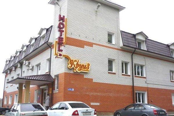 Отель Круиз - фото 12