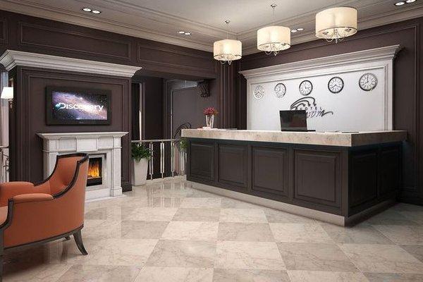 Отель Салют - фото 21