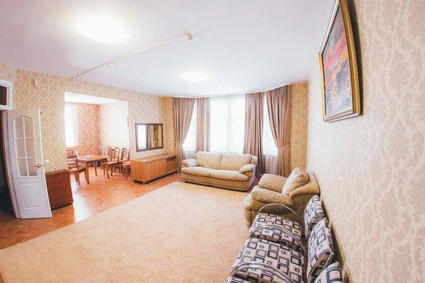 Парк-отель Белый Соболь - фото 6