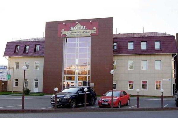 Отель Александр Хаус - фото 21