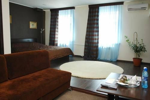Отель Александр Хаус - фото 3