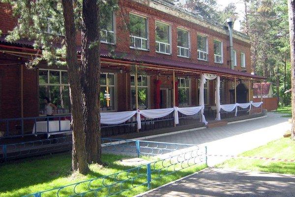 Парк-Отель Лесные дали - фото 17
