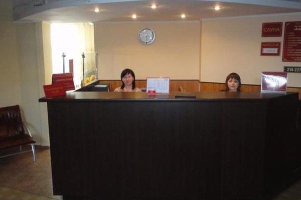 Гостиница Алтай - фото 16