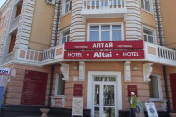Гостиница Алтай - фото 23