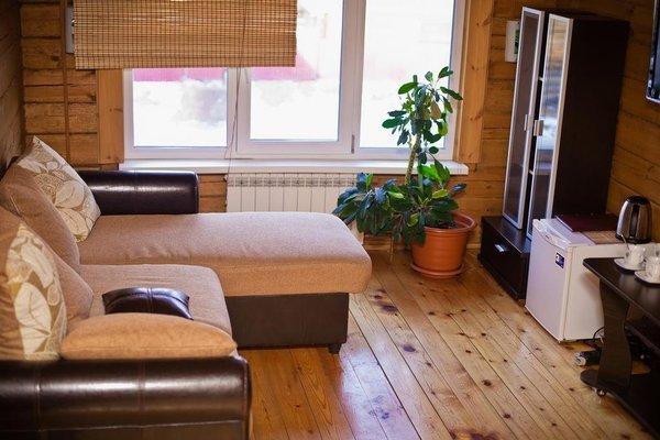 Гостиничный Комплекс Туяна - фото 19