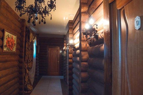 Гостиница Вилла Клаб - фото 17