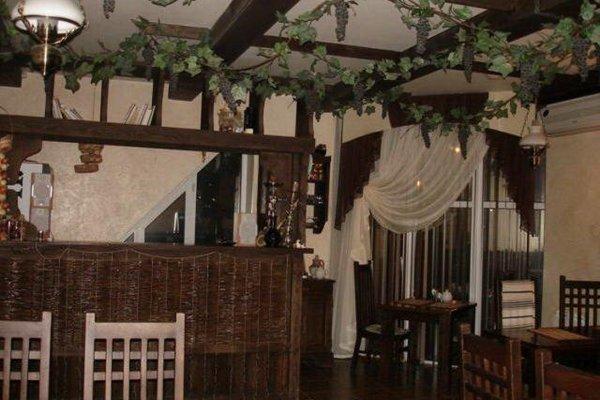 Гостиница Вилла Клаб - фото 19