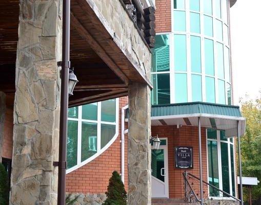 Гостиница Вилла Клаб - фото 23