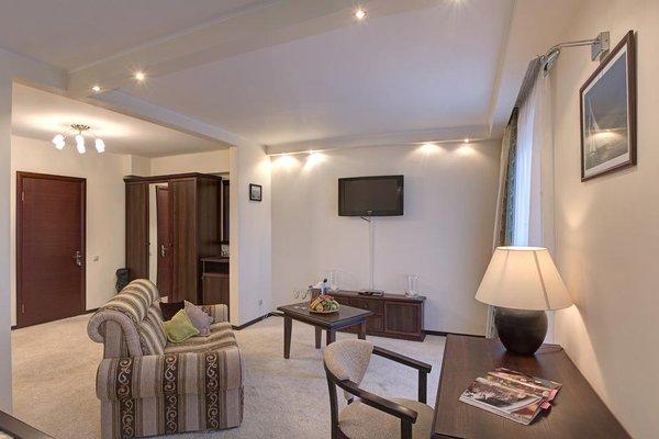 Отель Голубая Лагуна - фото 10