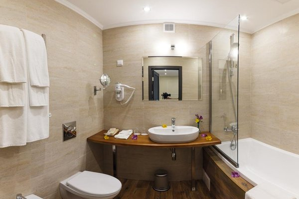 Отель Голубая Лагуна - фото 12