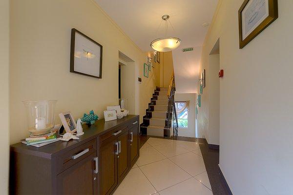 Отель Голубая Лагуна - фото 18