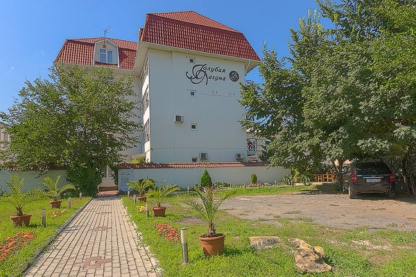 Отель Голубая Лагуна - фото 21