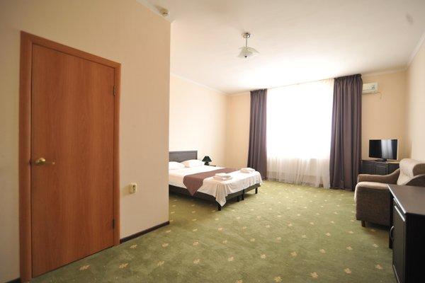 Отель Максимус - фото 2