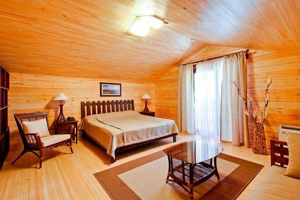 Отель Золотая Бухта - фото 2