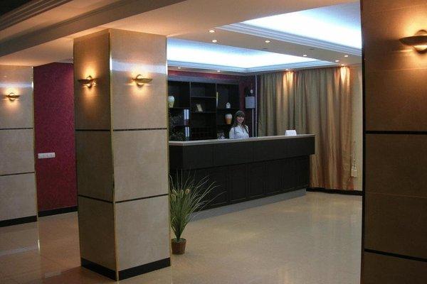 Гостиница Звезда - фото 21