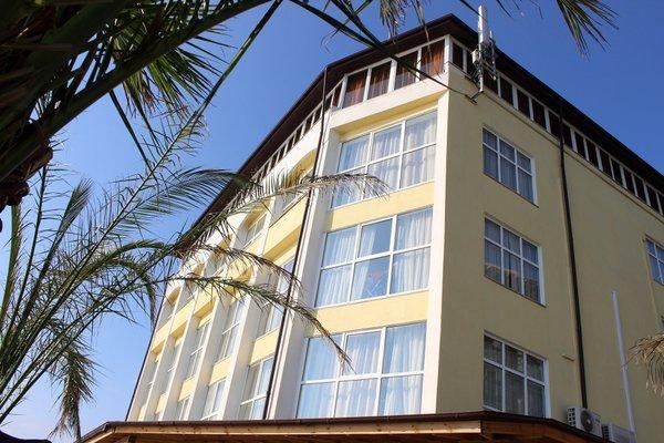 Отель Илиада - фото 4