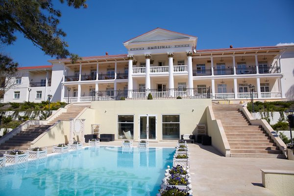 Отель Imperial & Champagne SPA - фото 21
