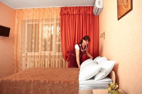 Отель Знаменск - фото 50