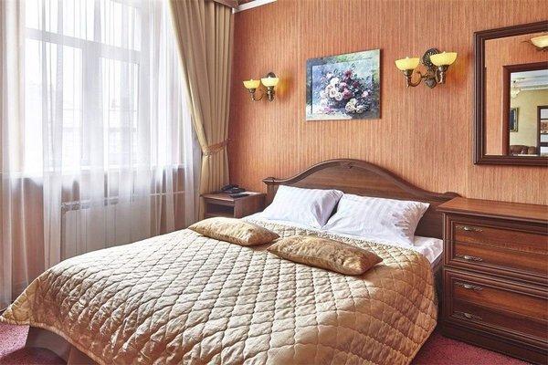 Отель Знаменск - фото 1