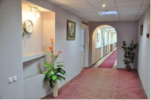 Отель Знаменск - фото 18