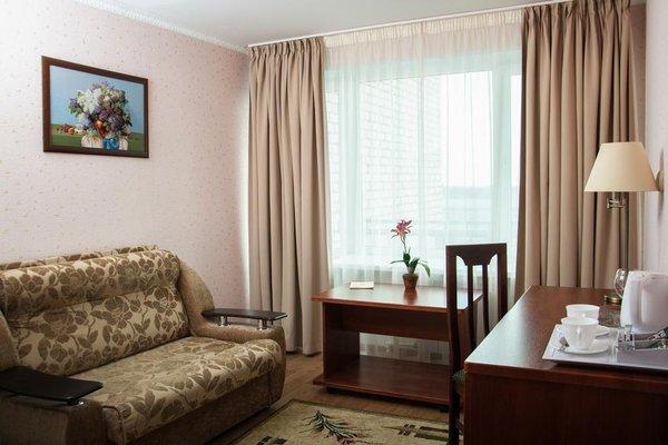 Отель Знаменск - фото 2