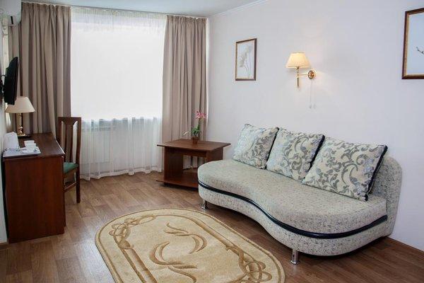 Отель Знаменск - фото 6