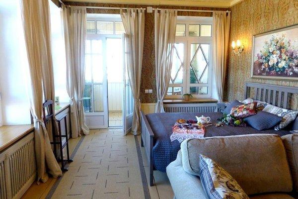 Русско-французский отель Частный Визит - фото 5