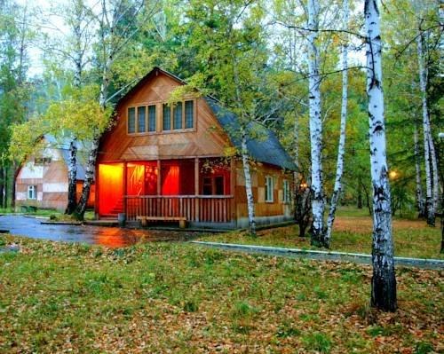 Golubiye Yeli Hotel - фото 19