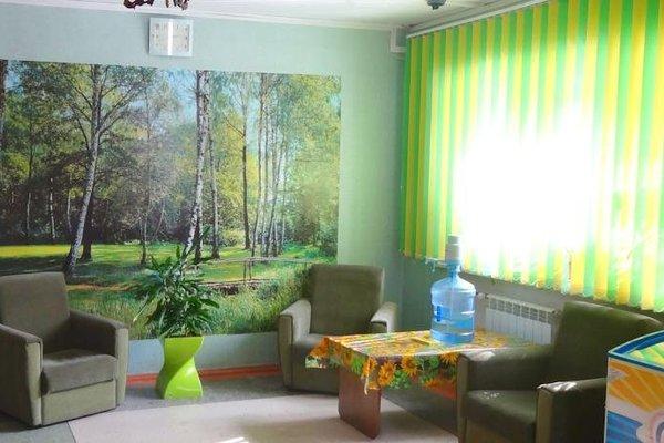 Golubiye Yeli Hotel - фото 4