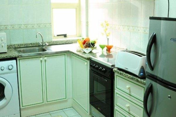 Al Sharq Furnished Suites - фото 13