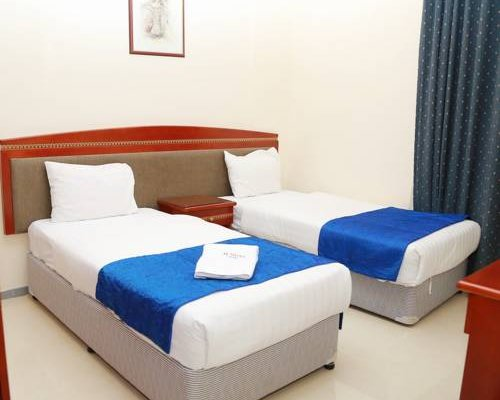 Al Sharq Furnished Suites - фото 3