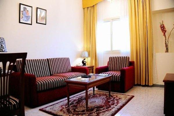 Al Sharq Furnished Suites - фото 7