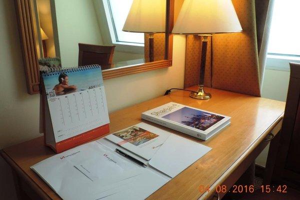 Swiss-Belhotel Sharjah - фото 2