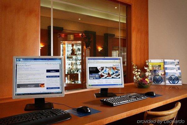 Swiss-Belhotel Sharjah - фото 5